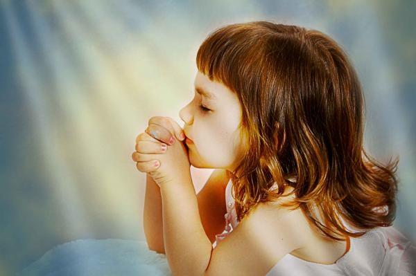copil rugaciune