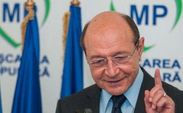 Traian Băsescu, despre Victor Ponta și ceilalți Doctori-plagiatori, din politică, MAI, parchete