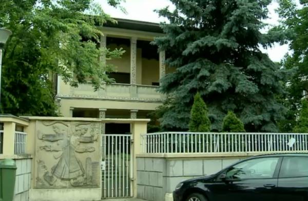 Vila Corinei Voiculescu, fostul sediu Crescent din Capitală, vândută de Fisc